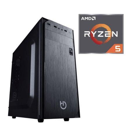 Desktop Ryzen 5 3400G/8GB/240GB SSD Vega 11 | NOVO LOJA