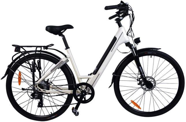 """Rower elektryczny """"X7"""" silnik elektryczny (36 woltów, 250 watów) lit i"""