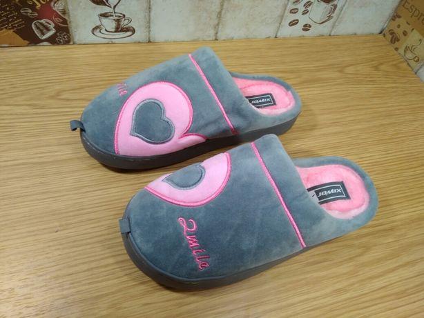 Женские тапочки Jomix 0265 отличный подарок ко дню Влюбленных