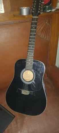 Акустическая Гитара Hora W-12205. Торг уместен)
