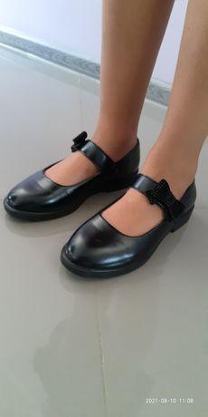 Туфли кожаные 32 размер