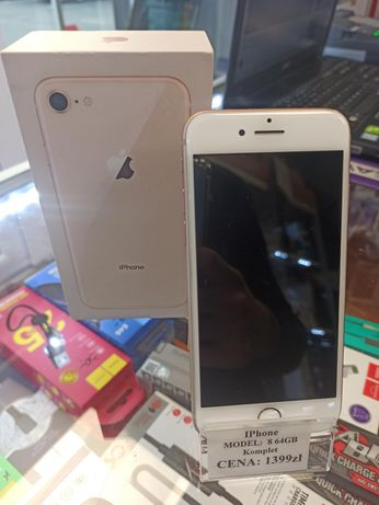iPhone 8 64GB Komplet