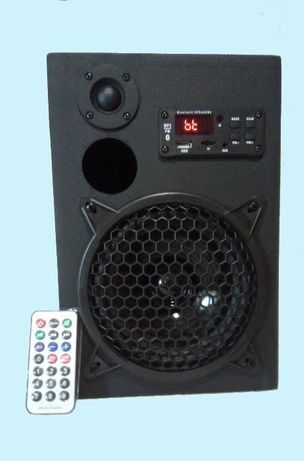 HiFi Bluetooth колонка 2X50 W