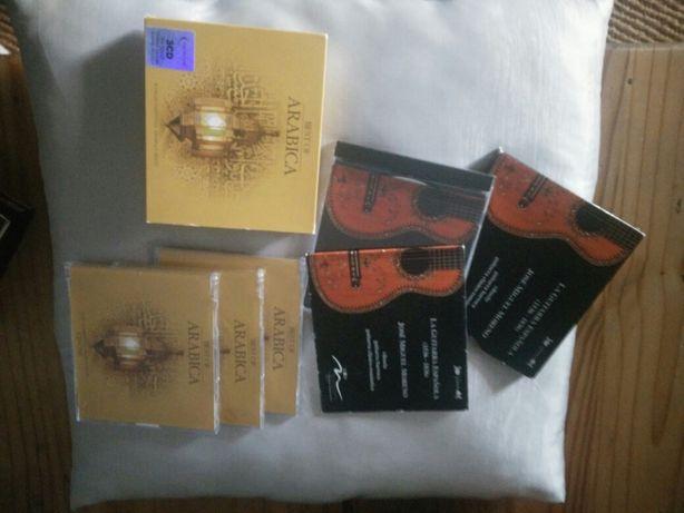 Cd Best of Arabica e La guitarra espanola