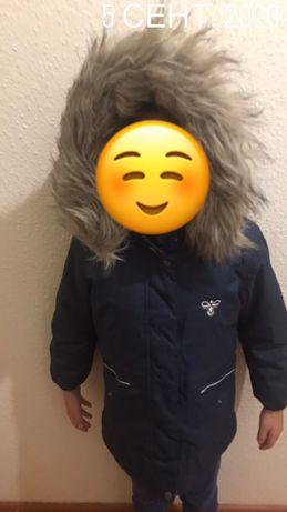 Куртка зимяняя Hummel 104cm