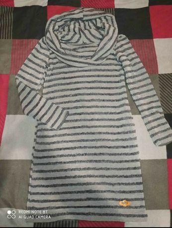 Платье 48-50 размер теплое