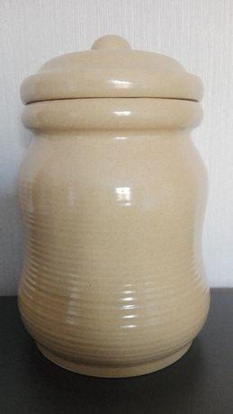Pojemnik duży, ceramika Bolesławiec
