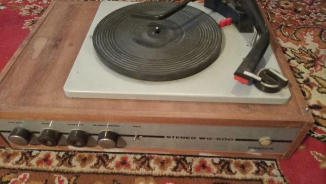 Gramofon WG-500 Fonica
