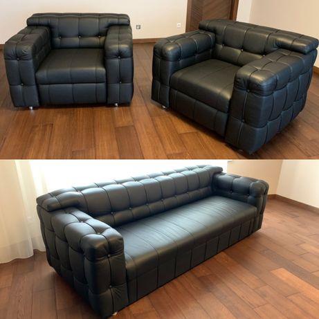 Офисный диван и кресла премиум класса