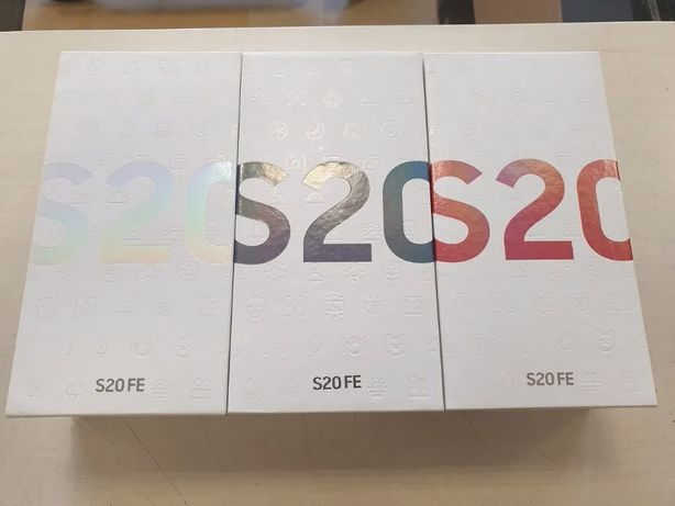 Telefon Samsung Galaxy S20 FE G780 Dual   max Kolory Galeri Połaniecka