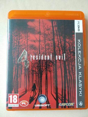 gra Resident Evil PL Pc DVD