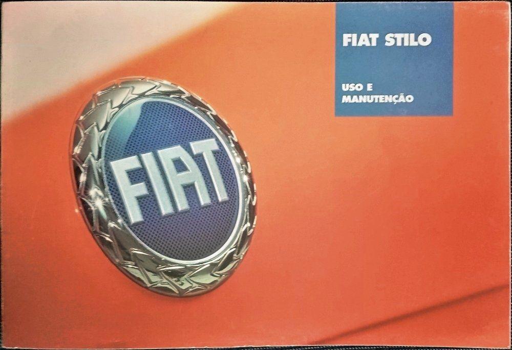 Manual de Instruções Fiat Stilo