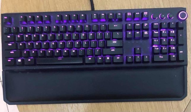 Klawiatura razer black window elite