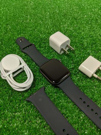 Cмарт-часы Apple Watch Series 4 Space Gray 44 mm GPS+LTE