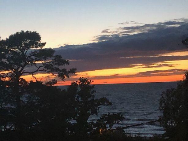 """6 osobowy """"Apartament Sunset przy plaży"""" z widokiem na morze"""