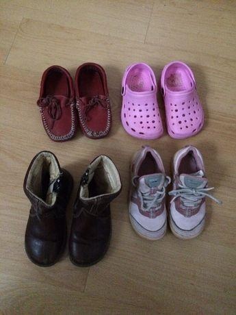 Sapatos n 25
