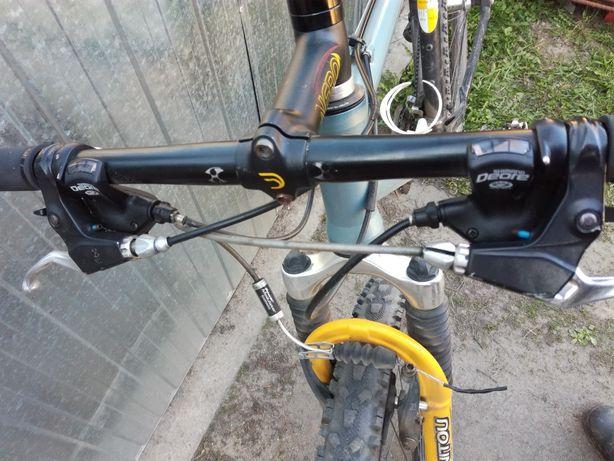 Rower górski koła 26 osprzęt Shimano Deore.