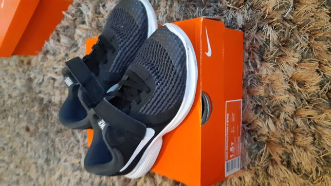 Nike revolution 33 czarne