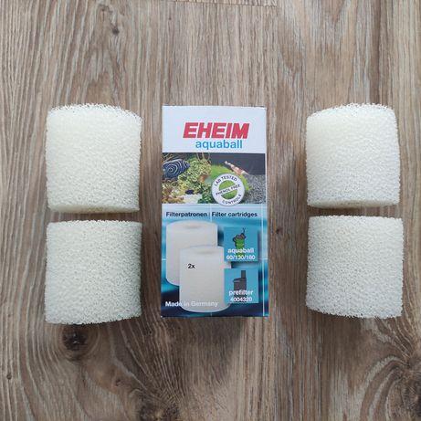 Wkład gąbkowy do prefiltra Eheim- 4 sztuki