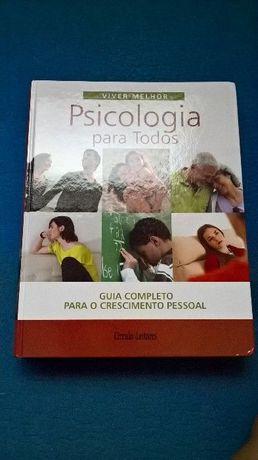 Livro Psicologia para todos