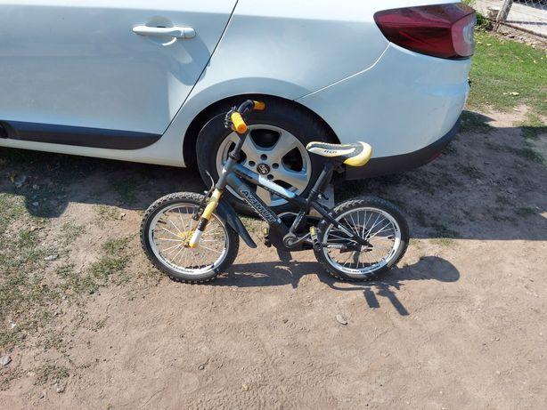 Продам детский велосипед Azimut 16