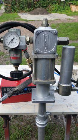 pompa do oleju AUROS pneumatyczna