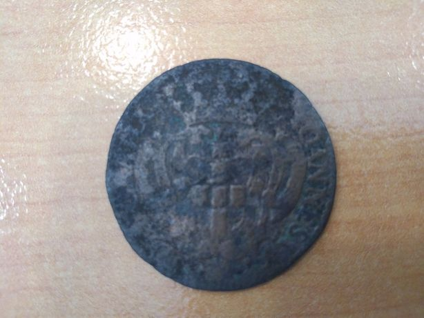 Moeda 5 Réis de 1735