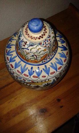 Pote de Porcelana Séc. XVII