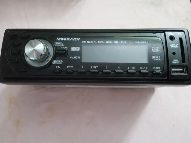 Radioodtwarzacz samochodowy