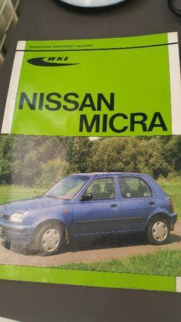 Nissan Micra instrukcja obsługi