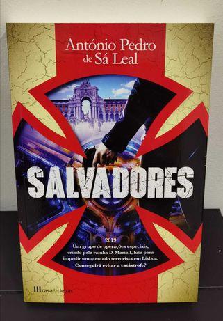 Salvadores de Antonio Pedro de Sá Leal
