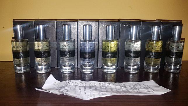 Perfumy męskie YODEMA - zestaw 8x15ml
