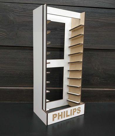 Аудиокассеты (cassette) - Подставка для кассет Philips