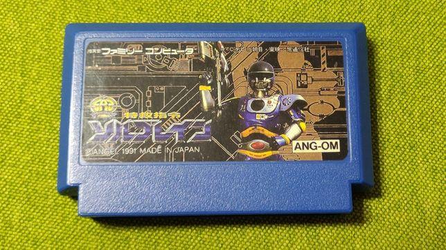 Solbrain (Shatterhand, NES, Famicom, Денди, Игра, Robocop 3, Nintendo)