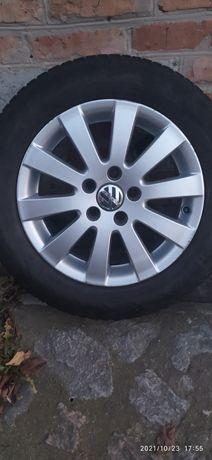 Диски 5/112 R16 Volkswagen