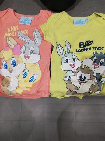 2 bodies Looney Tunes