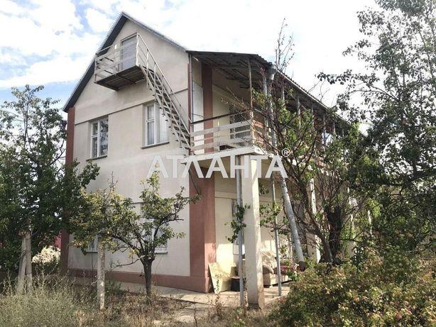 Двухуровневый зимний дом-дача в Алтестово. Берега Хаджибея