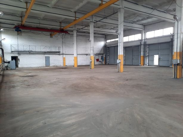 Аренда складского и админ помещения, 200-720кв.м., Автобазовская