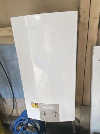 Esquentador gas natural inteligente