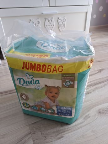 Pieluchy Dada 5 Extra Soft Jumbobag