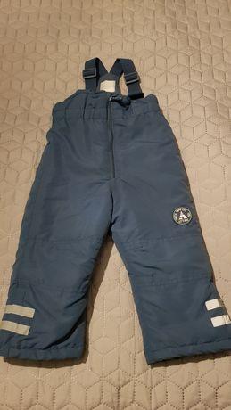 Spodnie ocieplane chłopięce 92 Cool Club