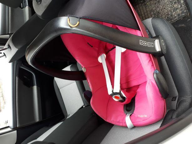 Fotelik Maxi Cosi Pebble 0-13kg Różowy