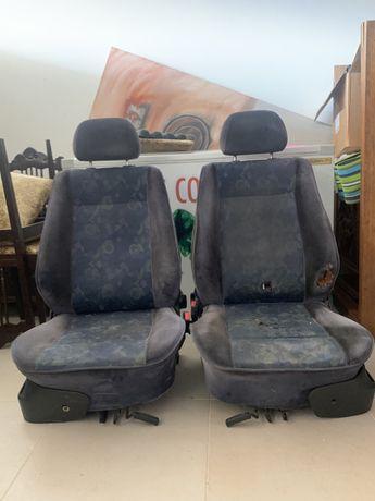 Bancos Seat Ibiza 1.9 TDI ano 98