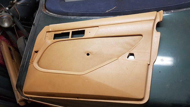 Mercedes 126 boczki drzwi kpl palamino
