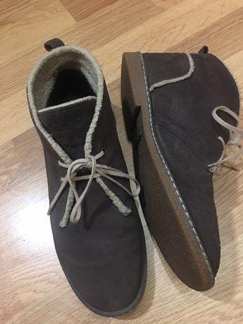 Продам лоферы/ботинки timberland