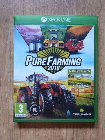 Pure Farming 2018 - Farming Simulator (Symulator farmy) XBOX ONE PL