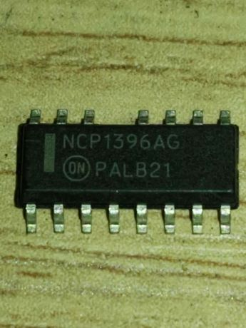 NCP1396 power supply driver