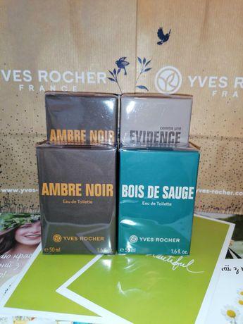 So Elixir, Evidence, Naturelle, Moment de bonheur Yves Rocher Ив Роше