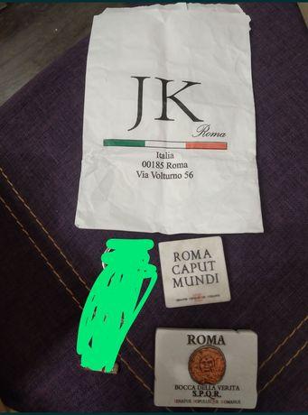 Сувениры из Рима, Италия / Рим / магниты на холодильник - 2 шт