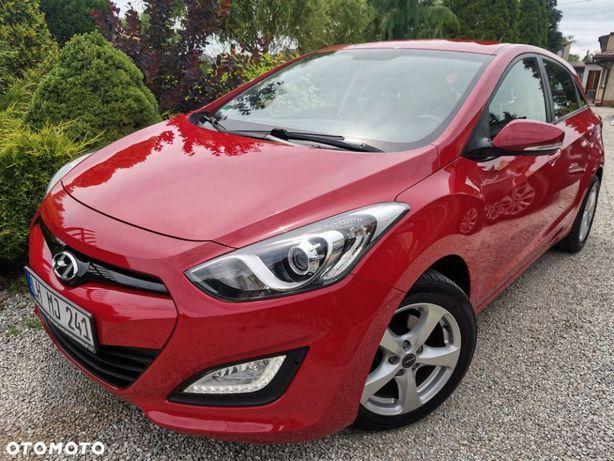 Hyundai I30 1.4 Benzyna Bezwypadkowy Bogate Wyposażenie